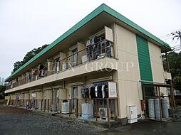 東京都八王子市滝山町1丁目の賃貸マンションの外観