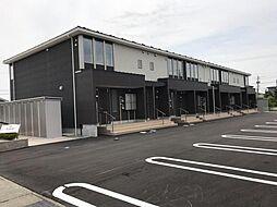 木更津市金田東1丁目新築アパート[202号室]の外観