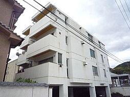 広島県呉市仁方西神町の賃貸アパートの外観