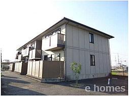 香川県観音寺市豊浜町姫浜の賃貸アパートの外観