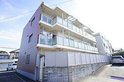 福岡県糟屋郡粕屋町原町4丁目の賃貸マンションの外観