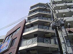 兵庫県神戸市兵庫区羽坂通4丁目の賃貸マンションの外観