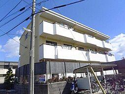 パストラーレ弐番館[3階]の外観