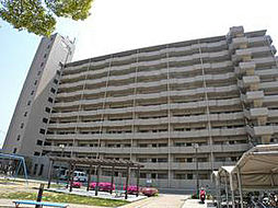 福岡県北九州市小倉北区中井4丁目の賃貸マンションの外観