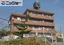 ファミール八幡[3階]の外観