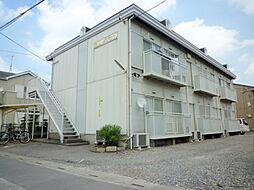 岩槻レジデンス[201号室号室]の外観