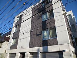 北海道札幌市中央区南七条西20丁目の賃貸マンションの外観