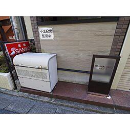 奈良県奈良市大宮町3丁目の賃貸アパートの外観