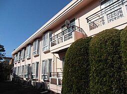 東京都大田区東雪谷1丁目の賃貸アパートの外観
