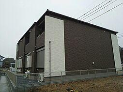 愛知県稲沢市下津寺前町の賃貸アパートの外観
