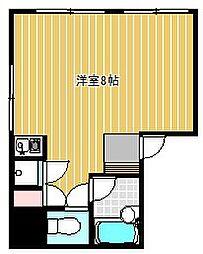愛知県名古屋市千種区末盛通5丁目の賃貸マンションの間取り