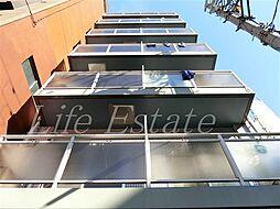 大阪府大阪市中央区瓦屋町1の賃貸マンションの外観