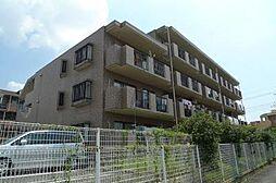 神奈川県横浜市青葉区黒須田の賃貸マンションの外観
