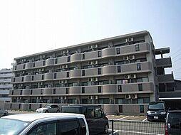福岡県福岡市東区多の津4丁目の賃貸マンションの外観