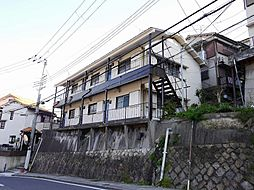 兵庫県神戸市長田区堀切町の賃貸アパートの外観