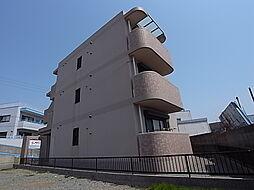 兵庫県明石市松江の賃貸マンションの外観