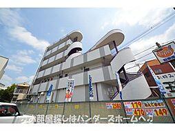 大阪府枚方市招提平野町の賃貸マンションの外観