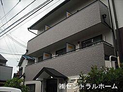 大阪府堺市北区中百舌鳥町6丁の賃貸マンションの外観