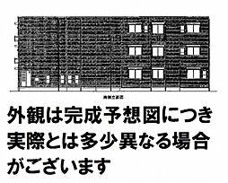 (仮)D-room草津梅が台[3階]の外観