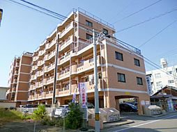松橋マンション[5階]の外観