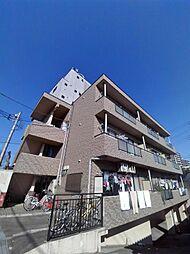 埼玉県ふじみ野市亀久保4丁目の賃貸マンションの外観