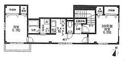 YYハウス[3階]の間取り