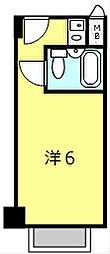 ステュディオ堺フェニックス[10階]の間取り