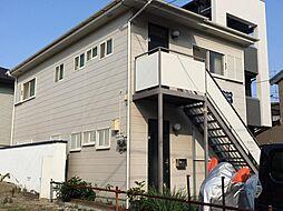 クリア平坂[1階号室]の外観