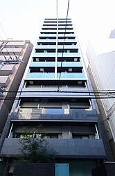 大阪府大阪市中央区徳井町2丁目の賃貸マンションの外観