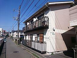 ハイツ香田[203号室]の外観