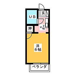 【敷金礼金0円!】メゾンドAセブン