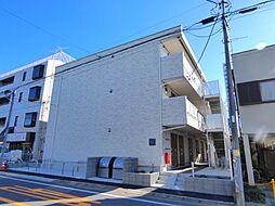千葉県習志野市藤崎6丁目の賃貸マンションの外観