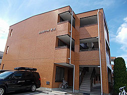 大阪府茨木市東太田2丁目の賃貸マンションの外観
