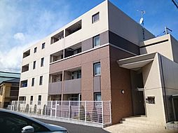 神奈川県高座郡寒川町宮山の賃貸マンションの外観