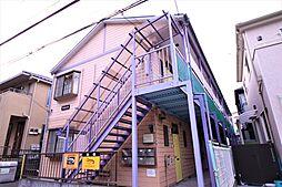 YK北小金[105号室]の外観