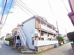 東京都西東京市泉町6丁目の賃貸アパートの外観