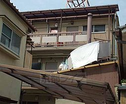 京都府京都市左京区岡崎真如堂前町の賃貸マンションの外観