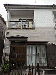 兵庫県尼崎市大島1丁目の賃貸アパートの外観