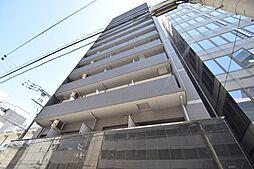 LAV心斎橋WEST[3階]の外観