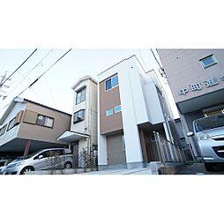 [一戸建] 三重県四日市市中町 の賃貸【/】の外観