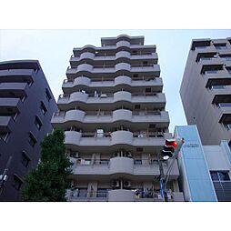 パリーマンション[10階]の外観