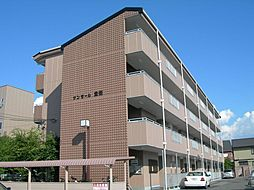 大阪府大阪狭山市茱萸木2丁目の賃貸マンションの外観