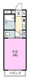 実籾駅 3.8万円