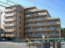 京都府宇治市伊勢田町中山の賃貸マンションの外観
