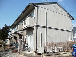[テラスハウス] 滋賀県湖南市中央4丁目 の賃貸【/】の外観