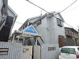 LEAFCOURT江戸川台A・B[2階]の外観