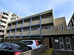 ソレイユ東奈良[3階]の外観