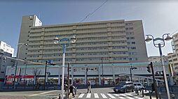湘南台駅前分譲共同ビル[8階]の外観