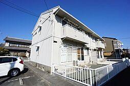セジュール曽田[1階]の外観