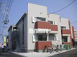 クレフラスト苦竹駅東[1階]の外観